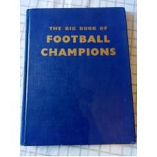 The Big Book of Football Champions 1953-54 Season