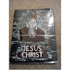 Jesus Christ - An Illustrated Life of Christ C. A. Rijk 1962 UK HB
