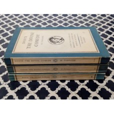 3 Penguin Books Dante The Divine Comedy I: Hell Purgatory Paradise