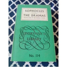 Sophocles - The Dramas Translated by Sir George Young Everymans Library 114 Hardback 1963