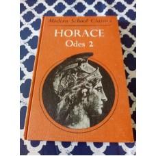 Horace Odes Book 2 Modern School Classics Macmillan 1966 Gould Whiteley