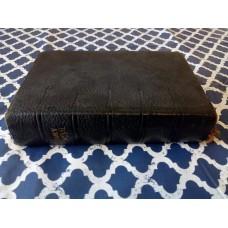 Saint Andrew Daily Missal 1958 Leather Belgium Dom Gaspar Lefebvre