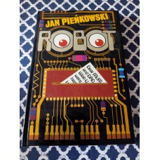 Robot - Pop-up Book - Jan Pienkowski 1981 Hardback