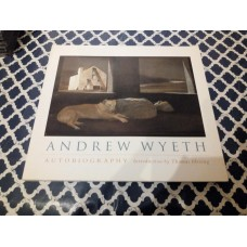 Andrew Wyeth - Autobiography Introduction by Thomas Hoving 2006 Paperback