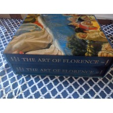The Art of Florence - Andres - Hunisak - Turner 1999 2 Volumes in Slipcase