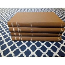 Collected Plays of L Du Garde Peach volume 1-4 1955 Signed Manchester Countrygoer