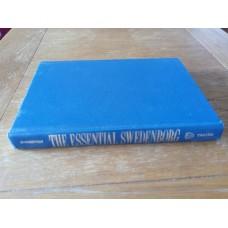 The Essential Swedenborg - Sig Synnestvedt Twayne US 1970 Hardback