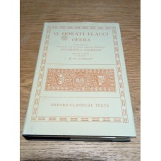 Q Horati Flacci Opera H W Garrod 1967 Hardback Oxford Classical Texts
