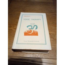 Yogic therapy - Or, Yogic way to cure diseases (Umachal series) Swami Sivananda 1978