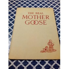 The Real Mother Goose illustrated Blanche Fisher Wright 1967 Collins