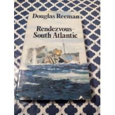 Douglas Reeman - Rendezvous, South Atlantic 1972 1st Hardback