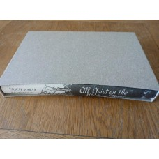 All Quiet on the Western Front 2013 Folio Society Slipcase Erich Maria Remarque