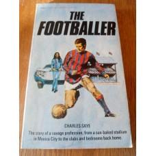 The footballer - Saye, Charles 1970