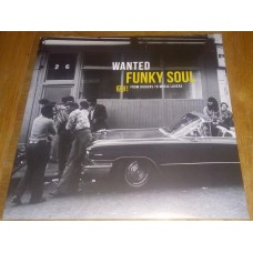 Wanted Funky Soul - From Diggers To Music Lovers