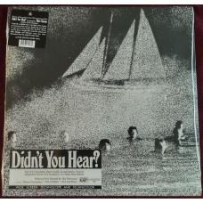 Didn't You Hear? (Silver Vinyl)