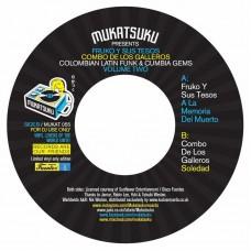 Mukatsuku Presents Colombian Latin Funk & Cumbia Gems Volume 2