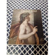 Velazquez Museo Del Prado 1990 in Spanish Paperback Book