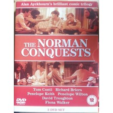 The Norman Conquests (3xDVD)