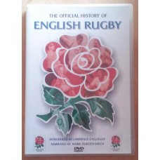 The Official History Of English Rugby