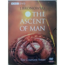 The Ascent Of Man : Complete BBC Series (4xDVD)
