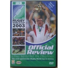 Rugby World Cup 2003 Official Review (Includes 12 page booklet)