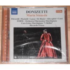 Donizetti: Maria Stuarda - De Biasio / Piscitelli Polverelli / Lanza / Alberghini (2xCD)