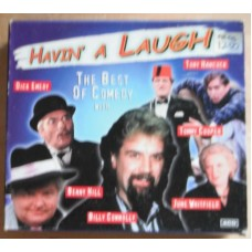 Havin A Laugh (4xCD) Tont Hancock Billy Connolly Benny Hill