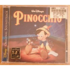 Pinocchio Soundtrack