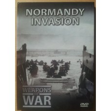 Normandy Invasion - Weapons of War (DVD/Book)