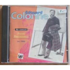 Edouard Colonne: His Complete Pathe Recordings 1906