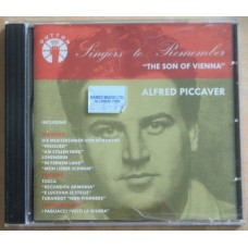 Alfred Piccaver - The Son of Vienna - Gounod Puccini Wagner