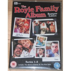 The Royle Family Album Bumper Edition (Series 1-3)