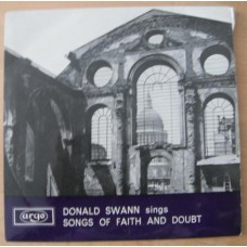 Donald Swann Sings Songs Of Faith And Doubt