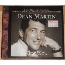 Dean Martin Dejavu Retro Gold Collection (2xCD + Booklet)
