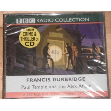 Francis Durbridge Paul Temple And The Alex Affair (Radio Collection) Audiobook 4xCD