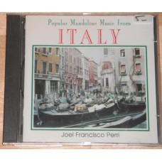 Popular Mandoline Music From Italy - Joel Francisco Perri
