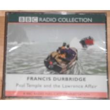 Francis Durbridge - Paul Temple And The Lawrence Affair: BBC Radio 4 Full Cast