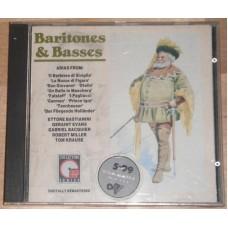 Baritones and Basses - Bastianini Evans Bacquier Miller Krause