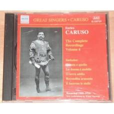 Enrico Caruso - The Complete Recordings, Vol. 4