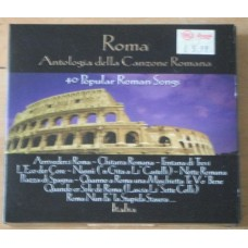 Roma 40 Popular Songs (2xCD)