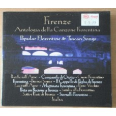 Firenze: Popular Florentine and Tuscan Songs (2xCD)