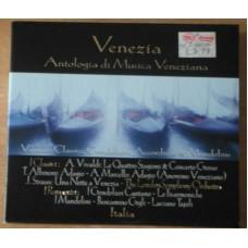 Venezia: Venice - Classics Gondoliers Accordions & Mando (2xCD)