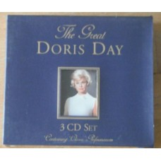 The Great Doris Day (3xCD)
