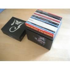 The Visionary : Singles Box Set (20 Dual CD / DVD)