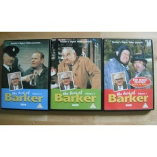 The Best of Barker Volume 1-3 (3xDVD)
