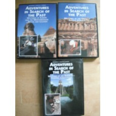 Adventures in Search of the Past - (3 x DVD)