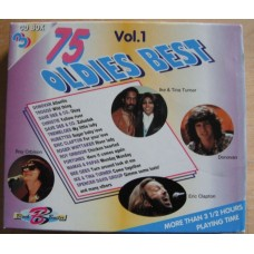 75 Oldies Best Vol. 1 - (3xCD)