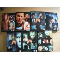 24 Series 1-7 boxsets