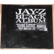 The Black Album (Explicit) Black CD Case