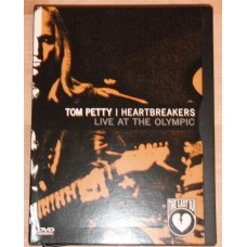 Tom Petty: The Last DJ - Live At The Olympic (DVD + CD)